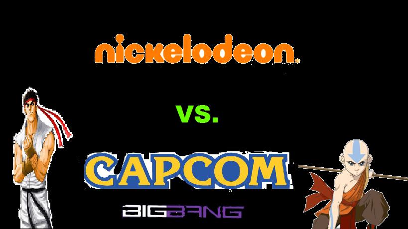 Nickelodeon vs Capcom: The Big Bang!