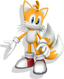 Miles Tails Prower: The Video Game