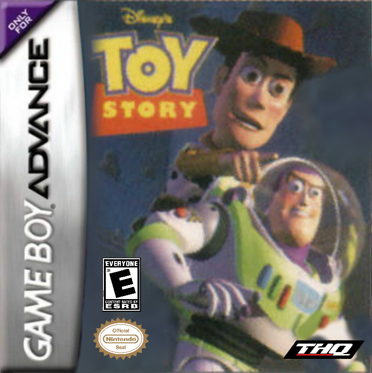 Toy Story (GBA Port)