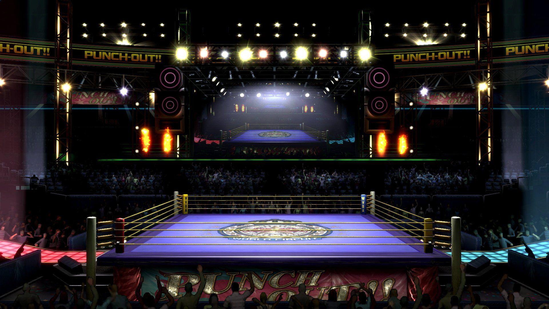 Super Smash Bros. 6/List of Stages