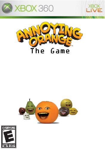 Annoying Orange: The Game (Samueljoo's version)