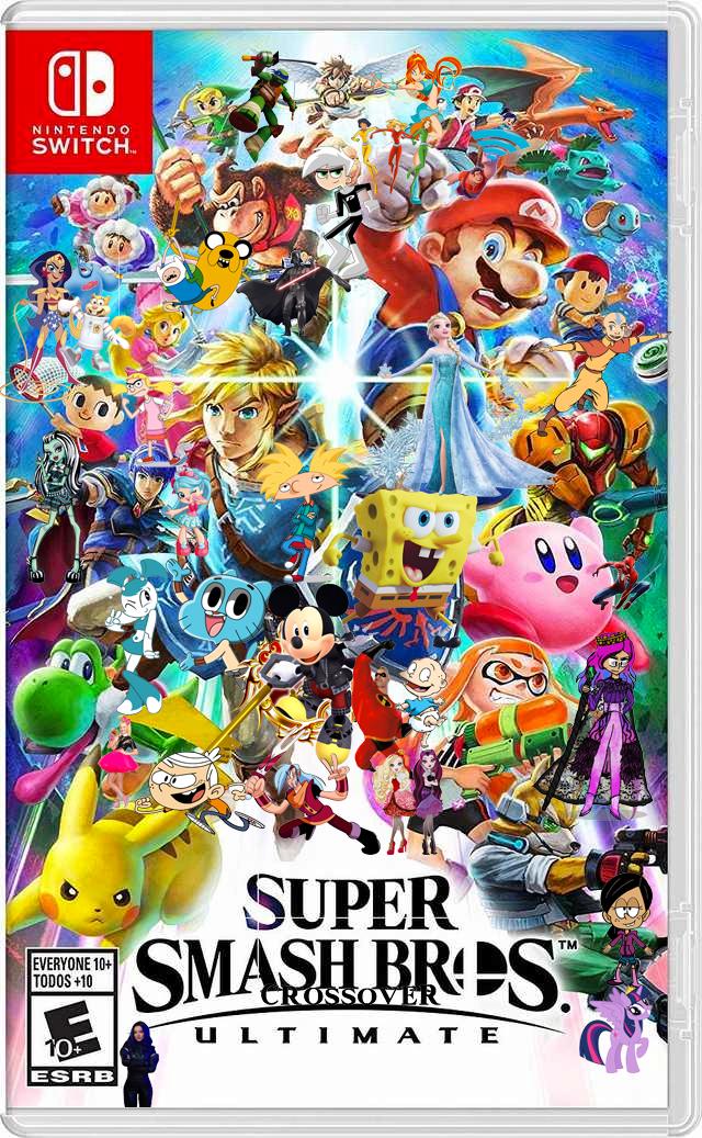 Super Smash Bros. Crossover Ultimate