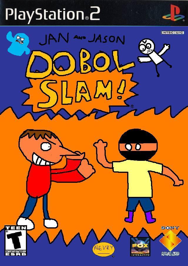 Jan and Jason: Dobol Slam!