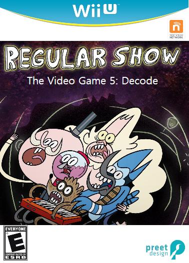 Regular Show The Video Game 5: Decode
