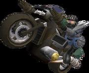 Ssbm mach rider render by machriderz-d56vknc.png