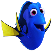 Finding Dory Dory Transparent PNG Clip Art Image.png