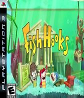 Fish Hooks PS3 Cover