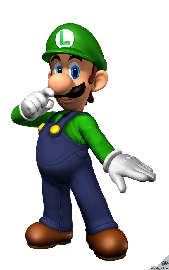 Super Luigi Bros. DSN