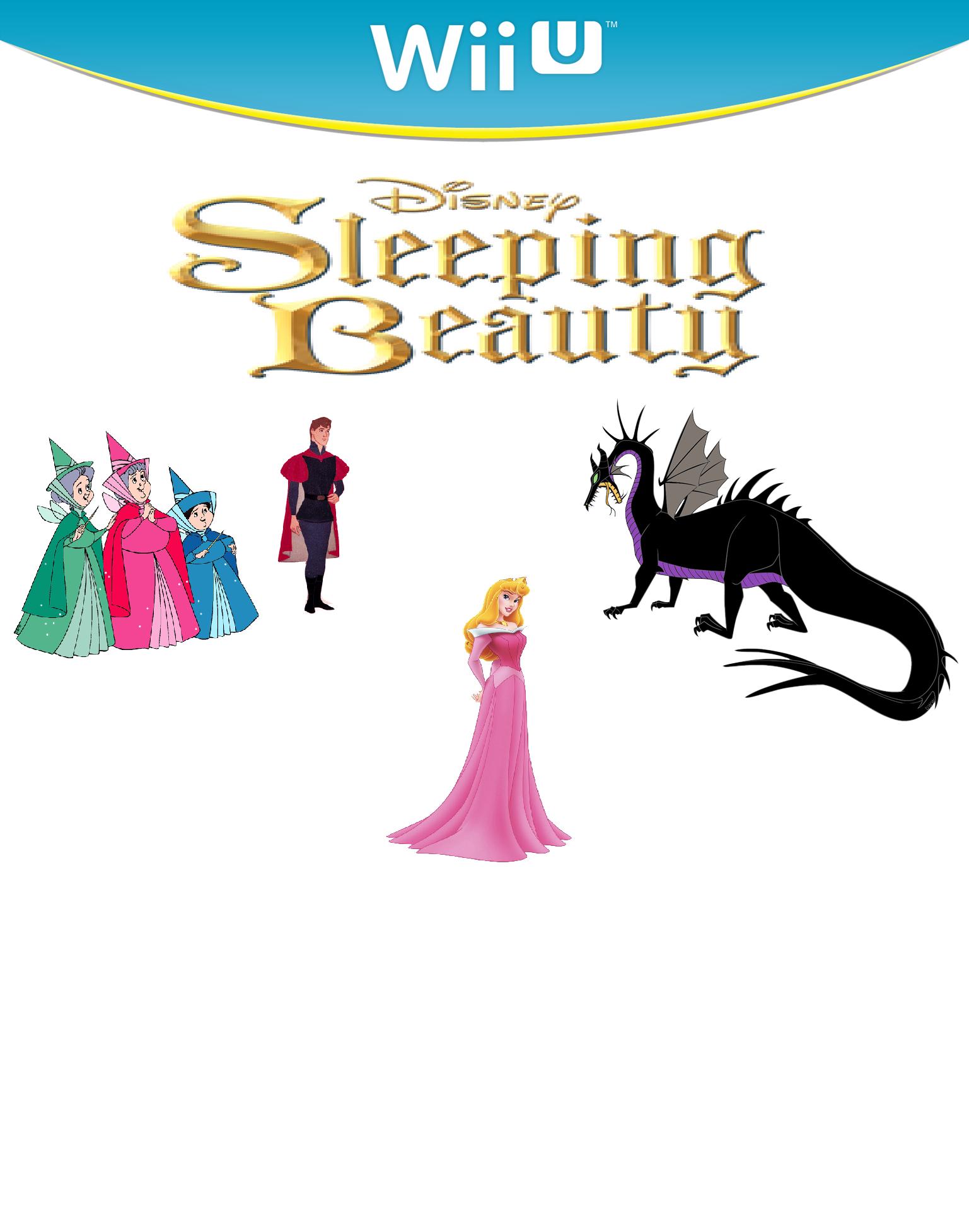 Disney's Sleeping Beauty (Video Game)