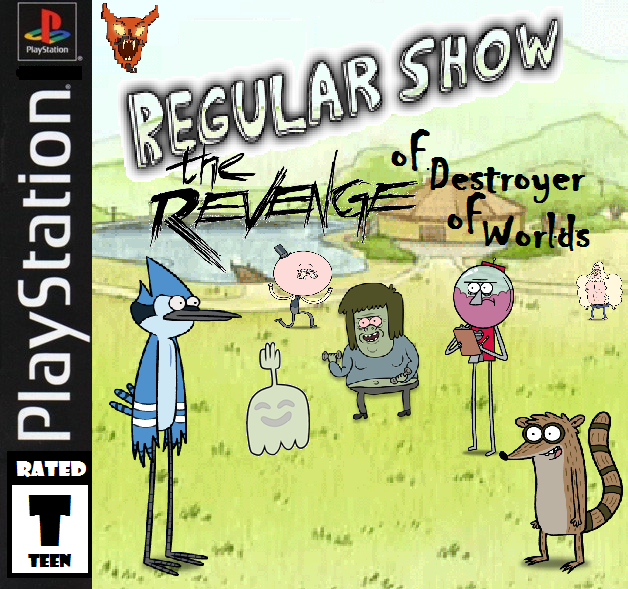 Regular Show: Revenge Of The Destroyer Of Worlds