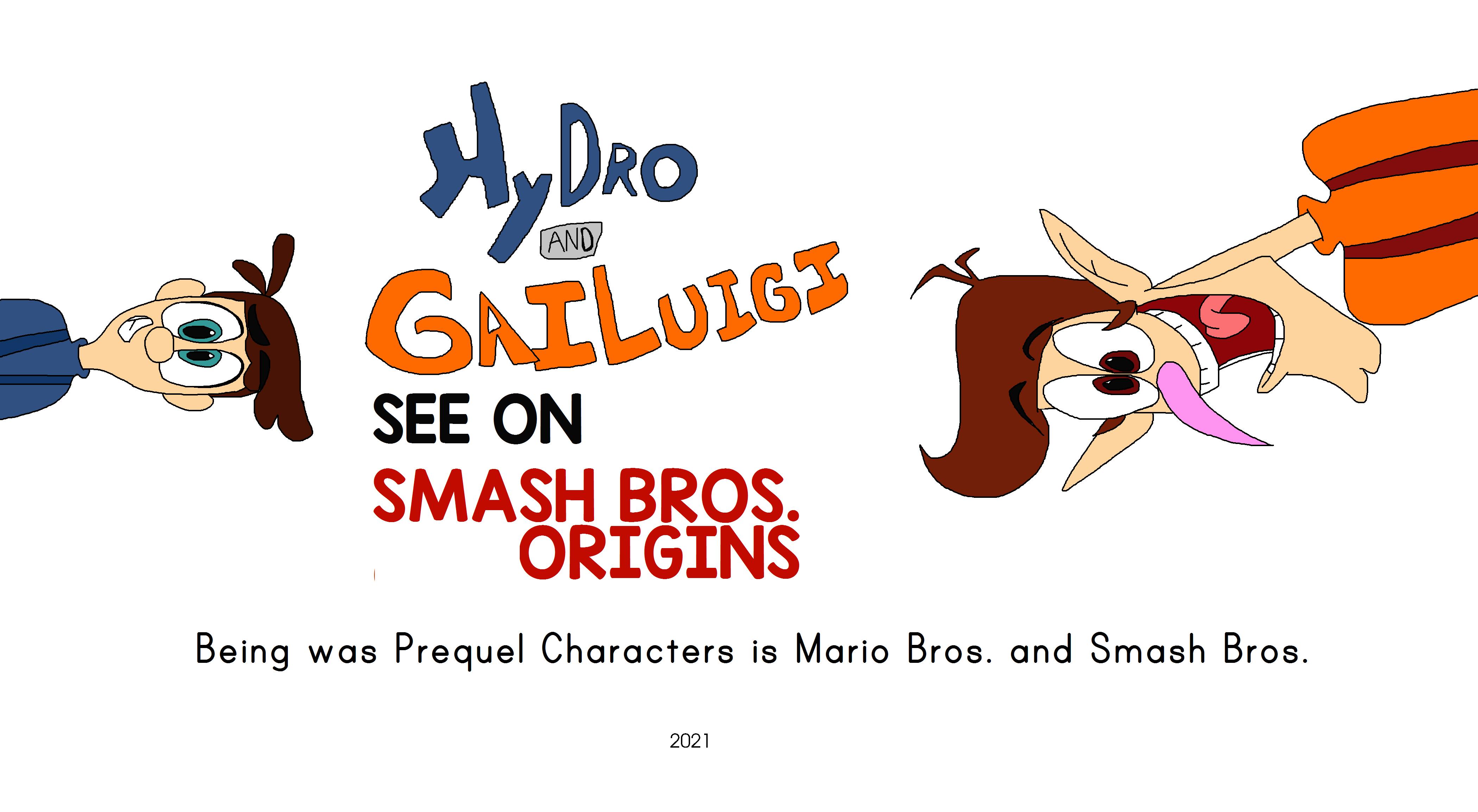Hydro and Gailuigi