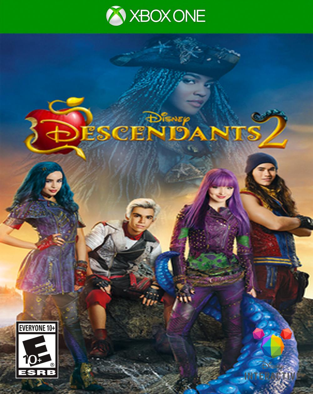 Disney's Descendants 2: The Video Game