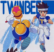 TwinBee and Light