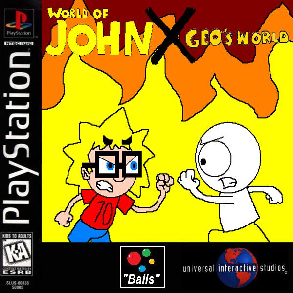 World of John X Geo's World