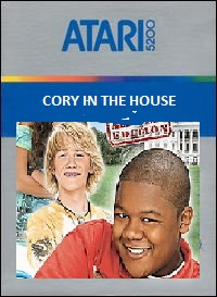Cory In The House (for the Atari 5200)