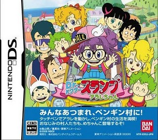 Dr. Slump: The Video Game
