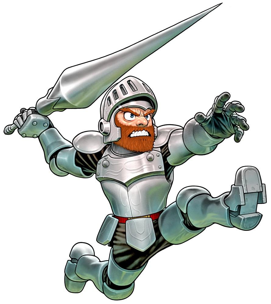Super Smash Bros. 6/Sir Arthur