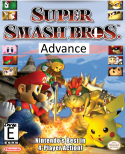 Super Smash Bros. Advance