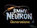 Jimmy Neutron: Generations