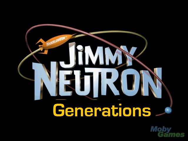 Jimmy Neutron: Generations