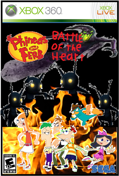 Phineas and Ferb: Battle of the Heart