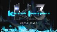 Killer Instinct 3 Beta + Menu GamePlay