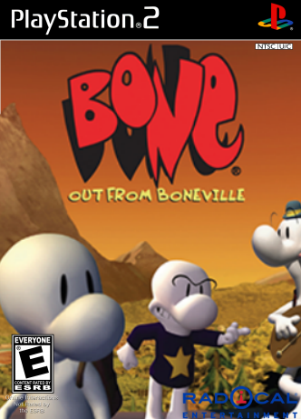 Bone: Out of Bonevile (Console & handheld)
