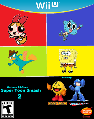 Cartoon All-Stars Super Toon Smash 2