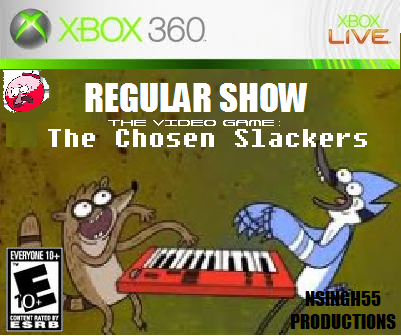 Regular Show the Video Game 2: The Chosen Slackers