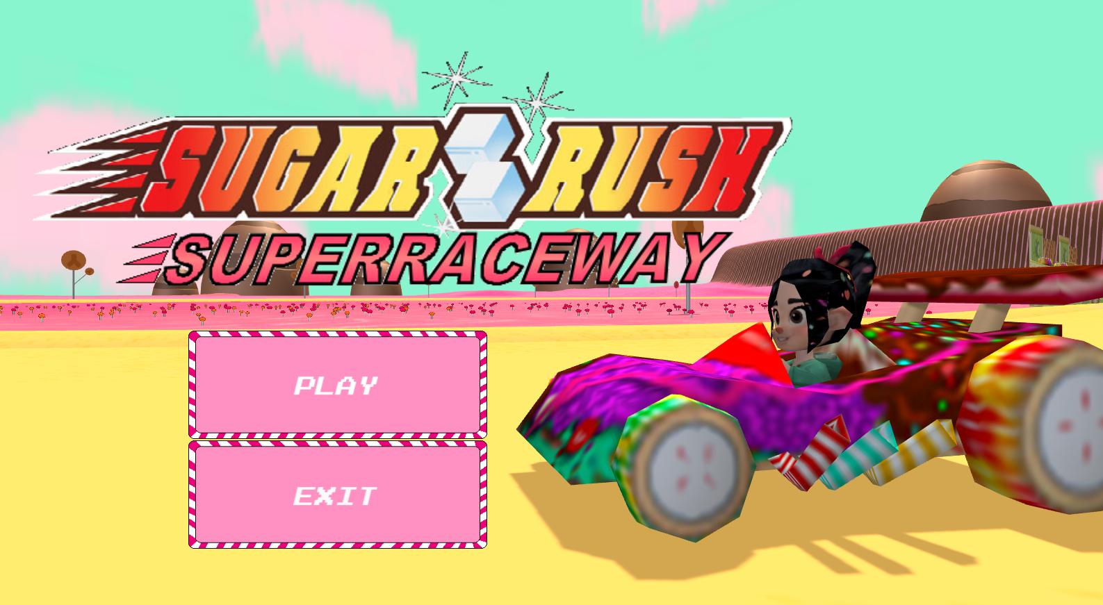 Sugar Rush Superraceway