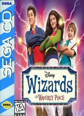 Wizards of Waverly Place SEGA CD Boxart.jpg