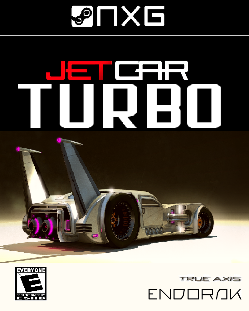 Jet Car Turbo