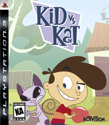 Kid vs. Kat (video game)