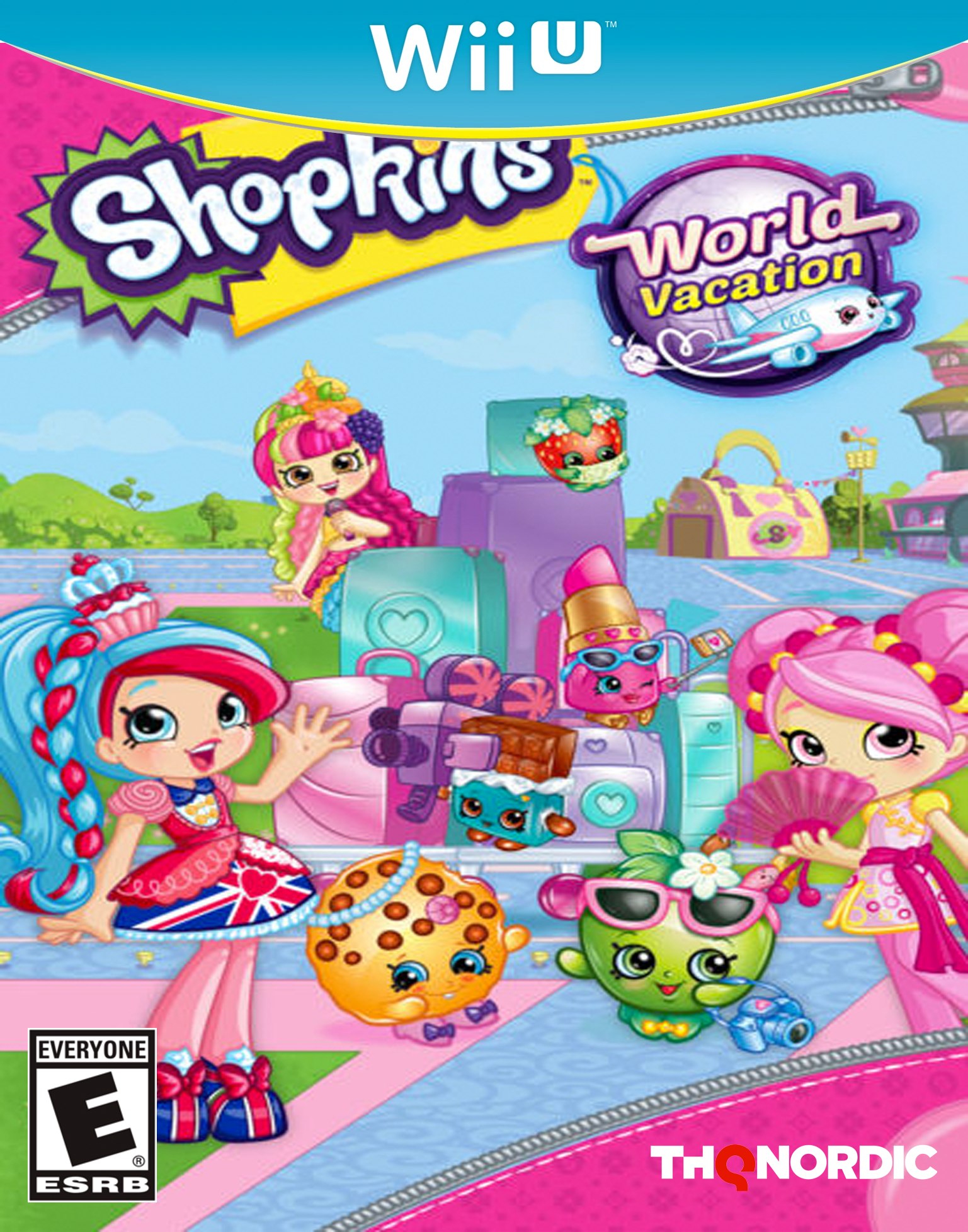 Shopkins: World Vacation: The Video Game