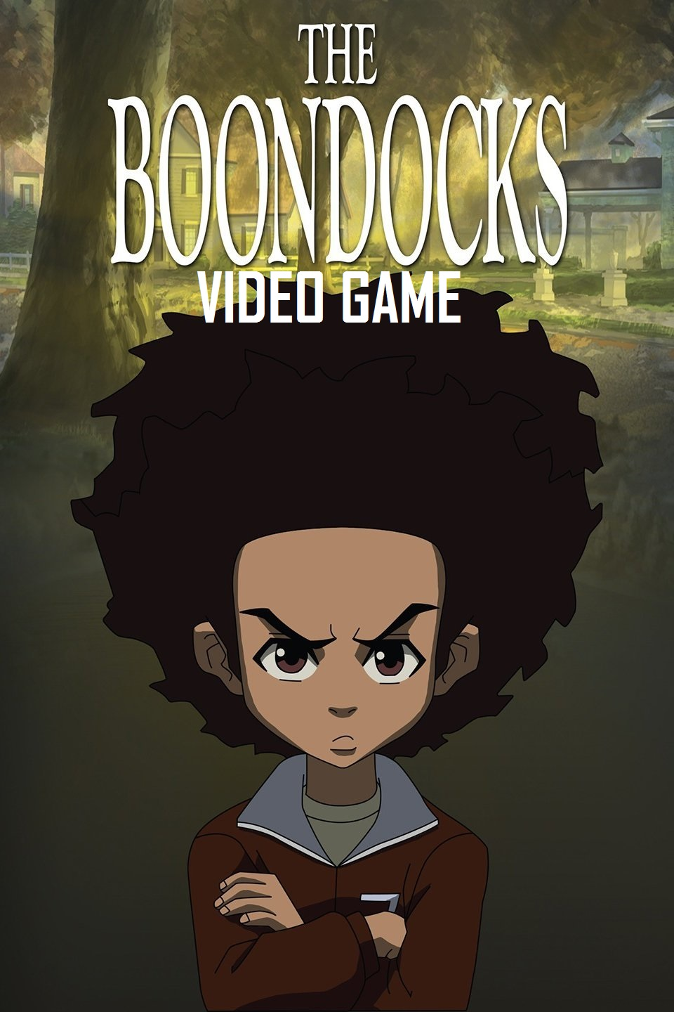 The Boondocks (video game)