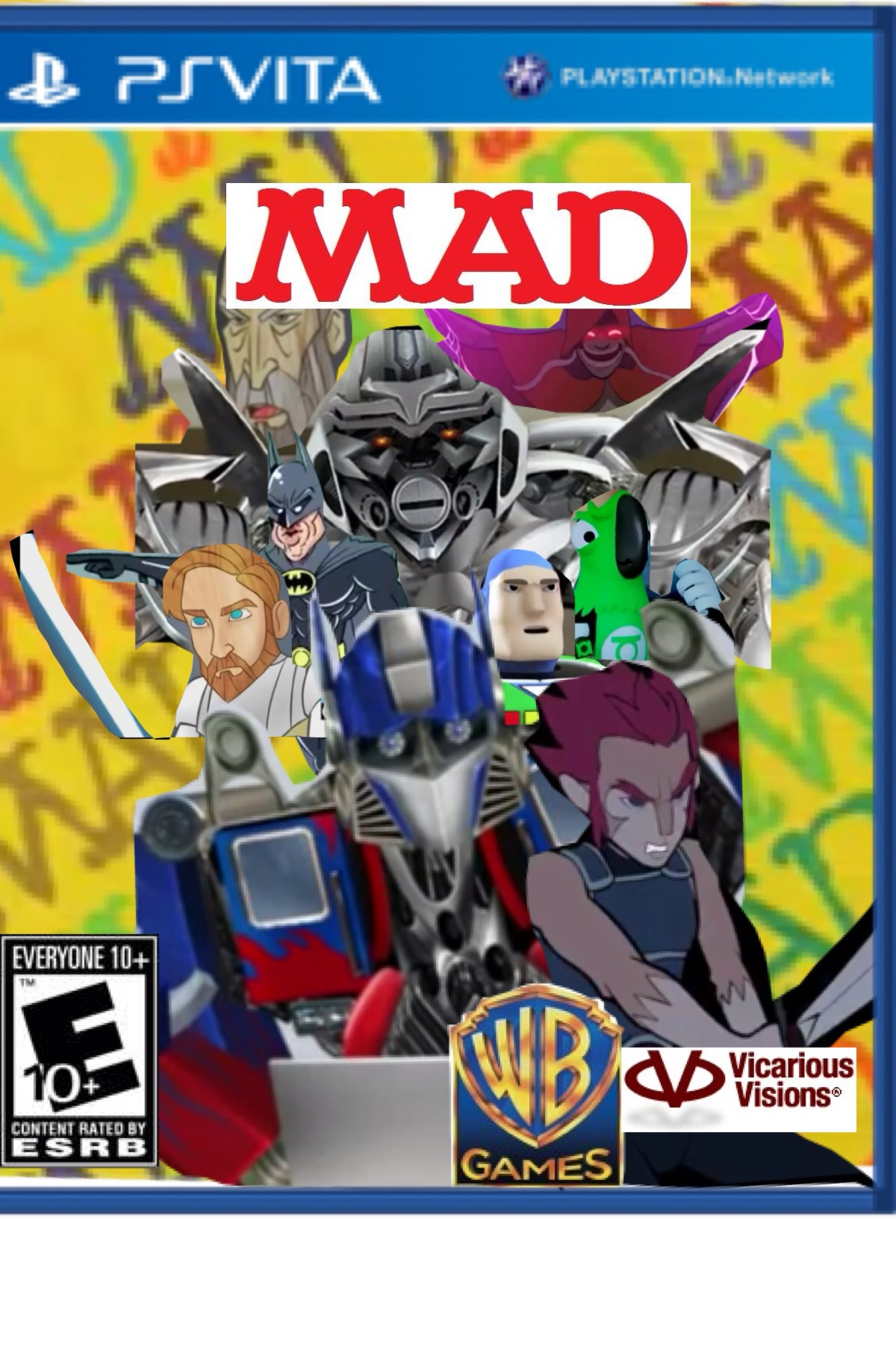 MAD: The Video Game