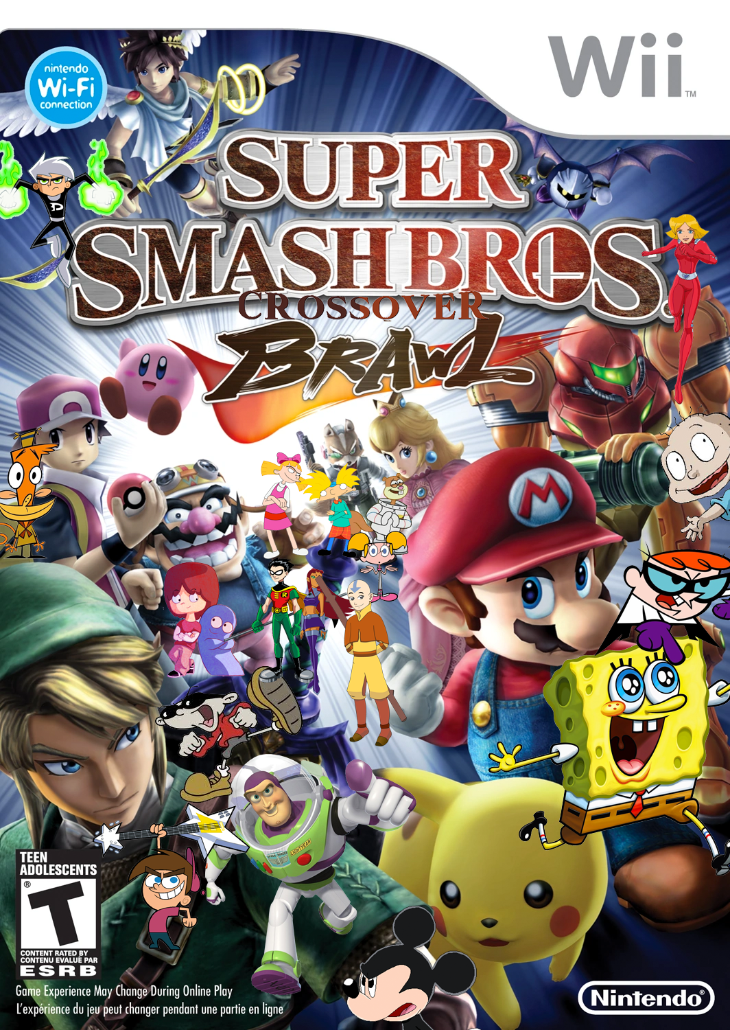 Super Smash Bros. Crossover Brawl