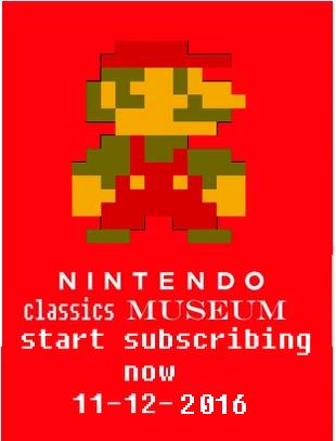 Nintendo Classics Museum