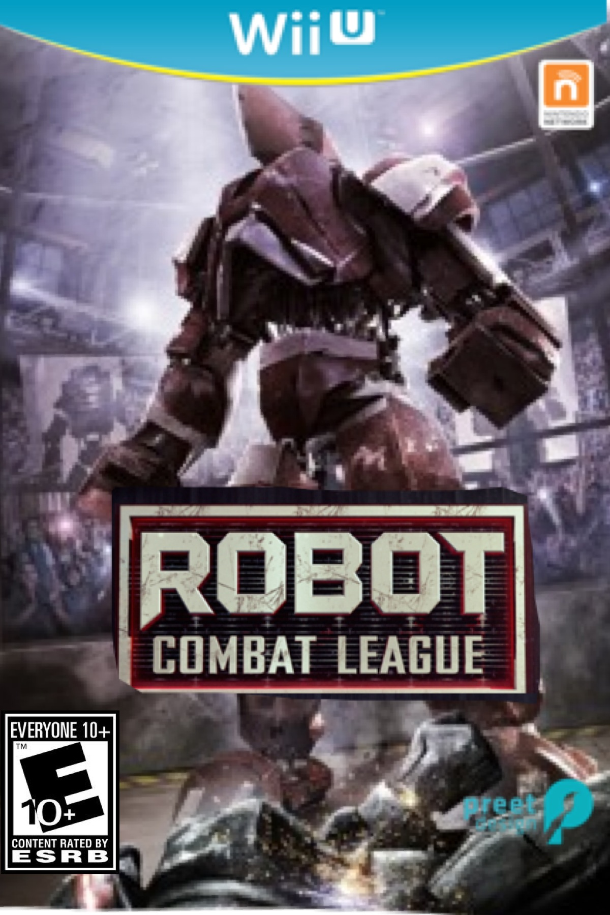 Robot Combat League: The Video Game