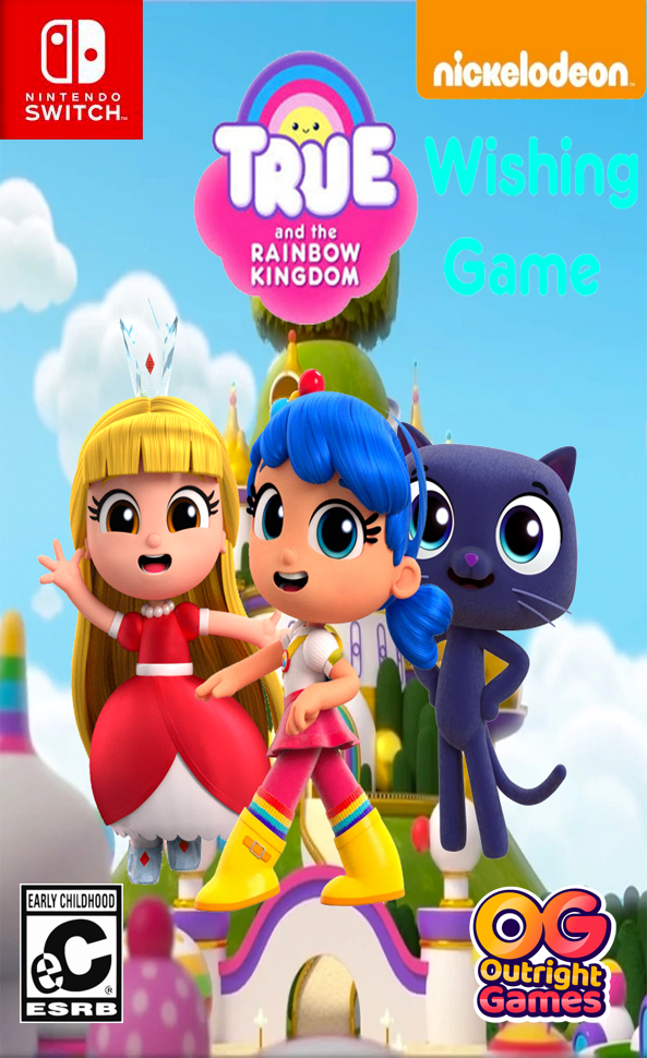 True and the Rainbow Kingdom: Wishing Games