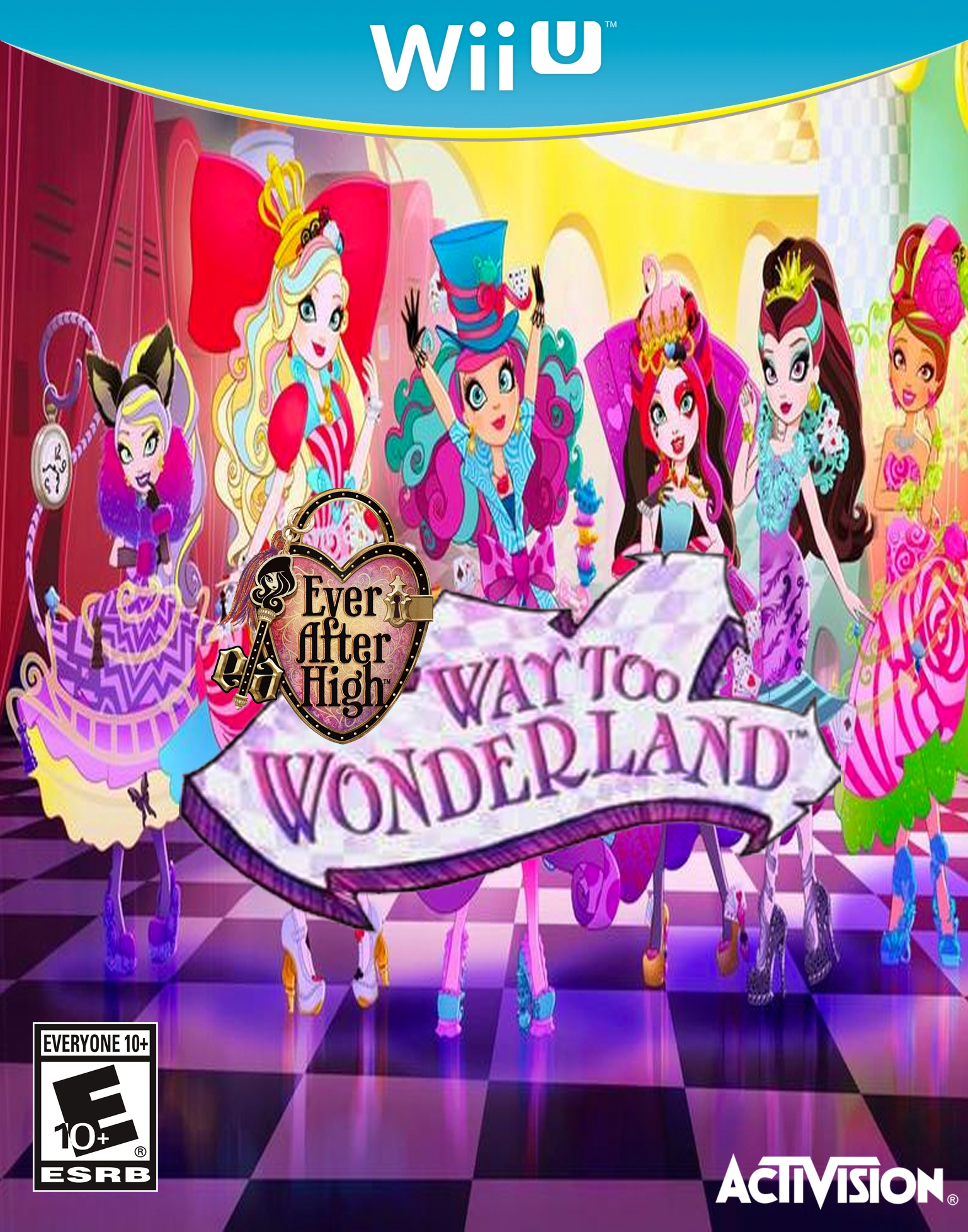 Ever After High: Way Too Wonderland: The Video Game