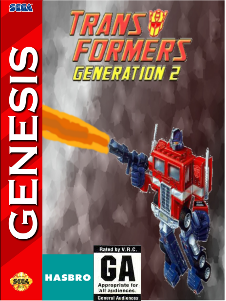 Transformers: Generation 2 (1994 video game)