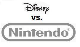 Disney vs. Nintendo