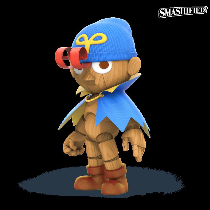Super Smash Bros. 6/Geno