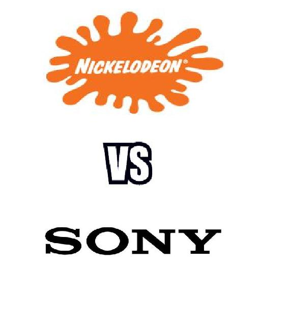 Nickelodeon vs. Sony