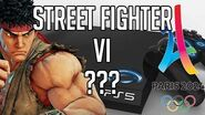 Street Fighter 6 Indirectly Announced?