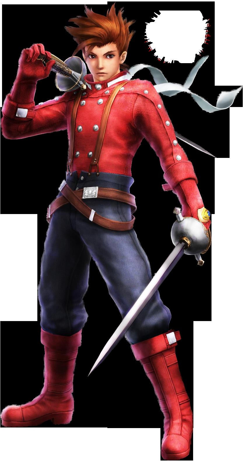 Super Smash Bros. 6/Lloyd Irving