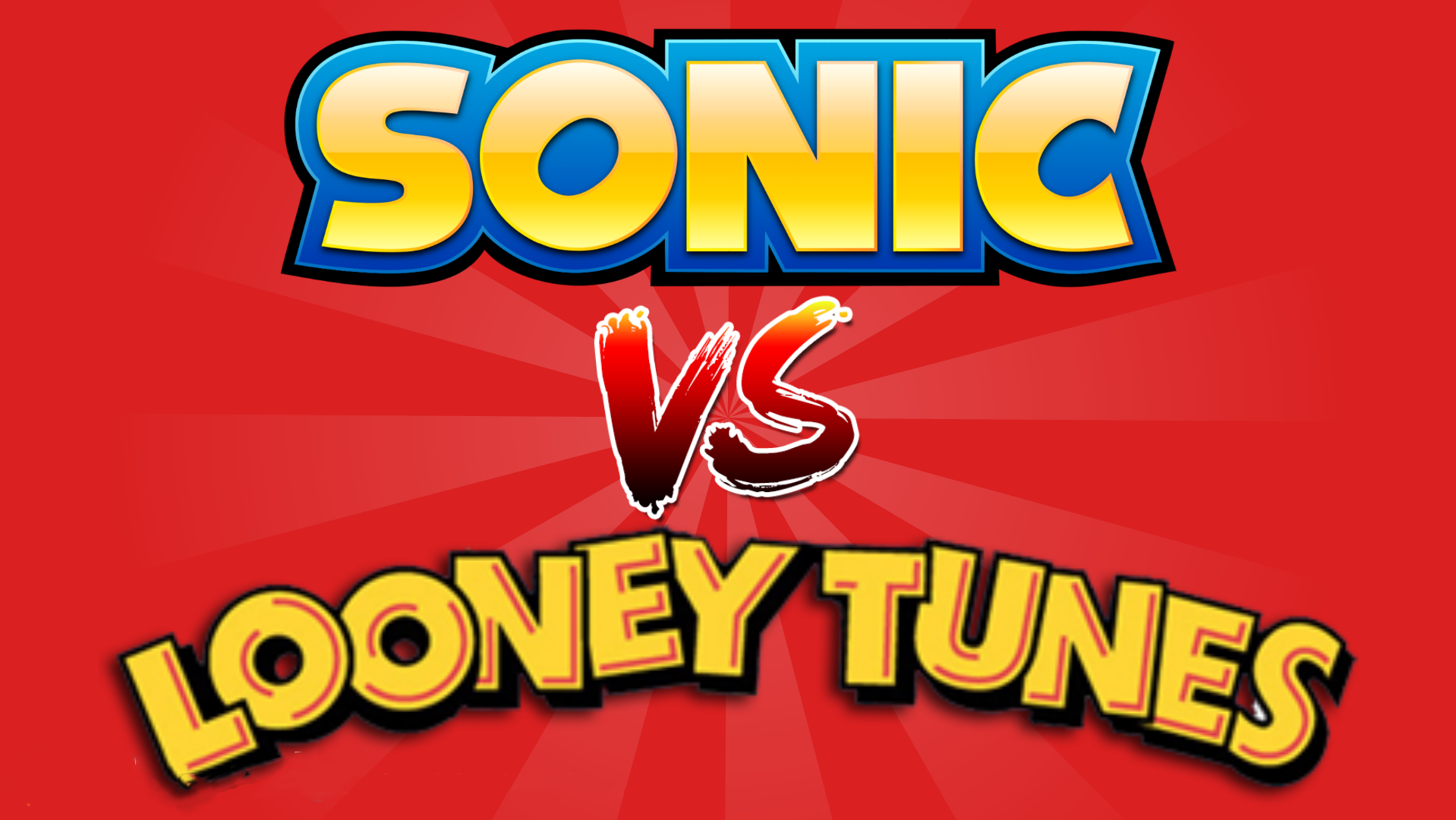 Sonic vs Looney Tunes