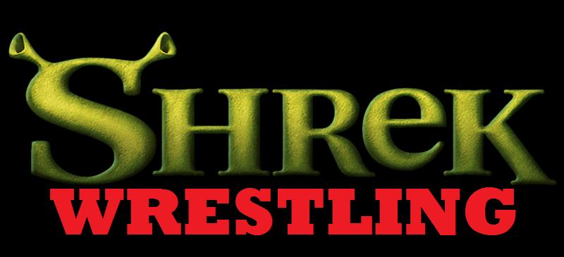 Shrek Wrestling