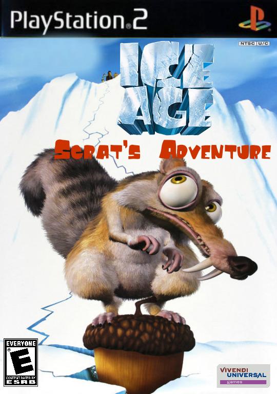 Ice Age: Scrat's Adventure